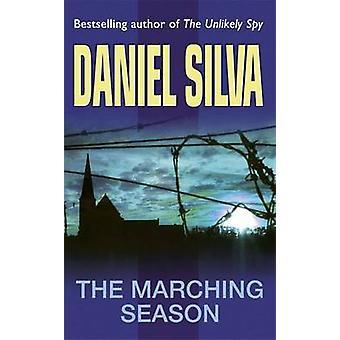 The Marching Season by Daniel Silva - 9780752837024 Book