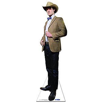 The 11th Doctor Stetson Cowboy Hat - Lifesize Cardboard Cutout / Standee  (Matt Smith)