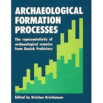 Archaeological Formation Processes: The Representativity of Archaeological Remains from Danish Prehistory