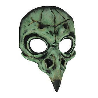 Scary Bird Adult Creepy Crow Skull Halloween Costume Mask
