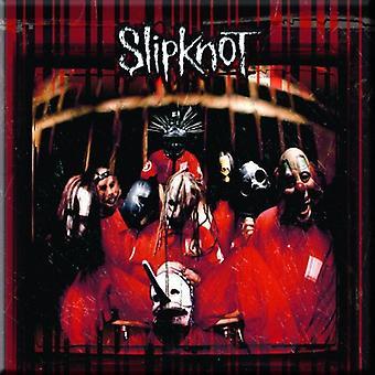 Slipknot Fridge Magnet Neighbourhood band logo new Official 76mm x 76mm