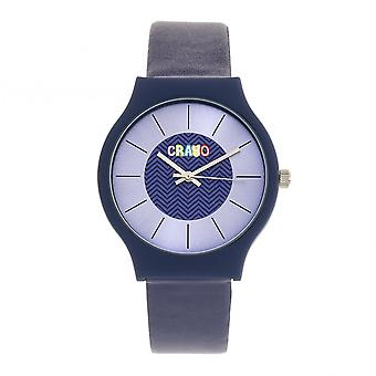 Crayo Trinity Unisex Watch - Purple