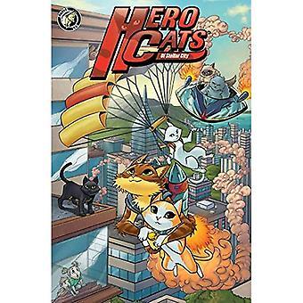 Hero Cats of Stellar City:� Year One Hardcover