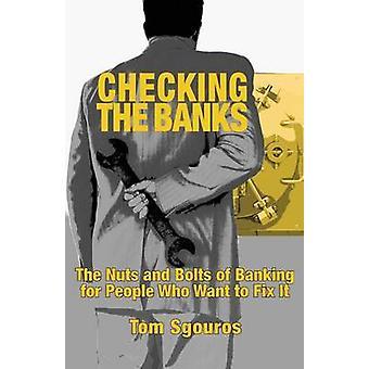 Controle op de banken door Sgouros & Tom