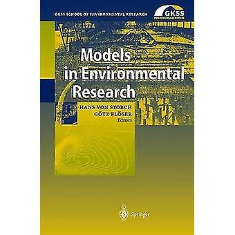 Modeller i miljøforskning af Storch & Hans Von