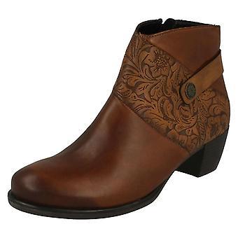 Damer Remonte ankel støvler R2677