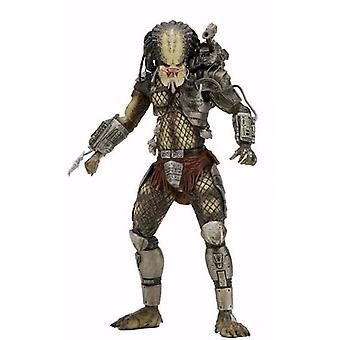 Predator 7- Actionfigur Ultimate Jungle Hunter Material: Kunststoff, Hersteller: NECA