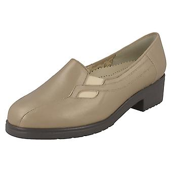 Ladies Equity Slip On Shoes Chicory
