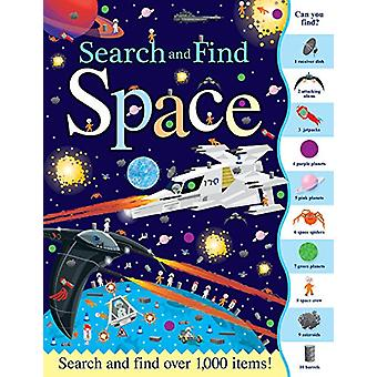 Search and Find Space by Joshua George - Dan Crisp - 9781787000315 Bo
