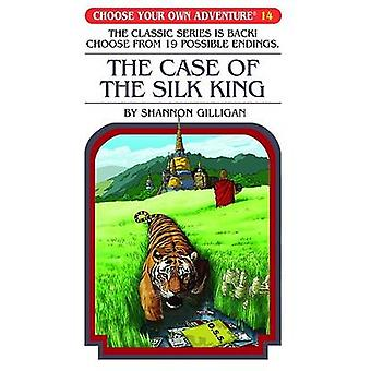 Case of the Silk King - the by Shannon Gillian - 9781933390147 Book