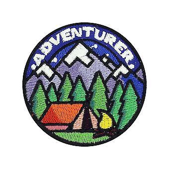 Grindstore Adventurer Camping patch