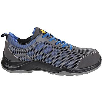 Amblers Safety Unisex FS711 Wyre Lace Up Safety Trainers