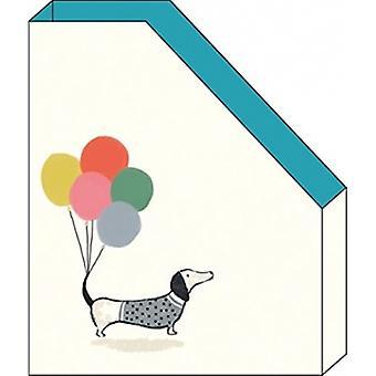 Frank saucisse chien a5 magazine fichier de l'Artfile