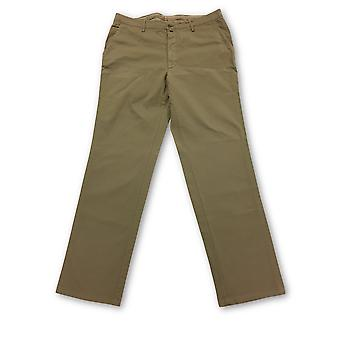 Robert Graham 'Khaki Bob' chinos in beige cotton