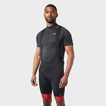 Neue Gore Men's C5 Optiline Bib Shorts+ Rot