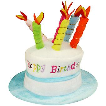 Henbrandt Adult Birthday Cake Hat