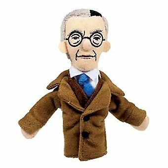 Finger puppet-Kurt Godel-magnetische persoonlijkheid 5213