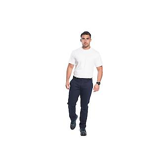 Portwest stretch slim chino trouser s232