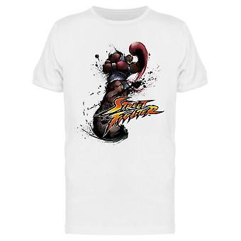 Street Figher Balrog Character tee Men ' s-Capcom designs