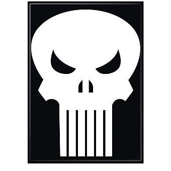 Punisher symbool magneet