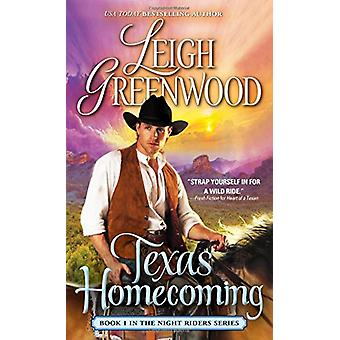 Texas Homecoming by Leigh Greenwood - 9781492648796 Book