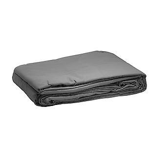 BRESSER Y-9 Tissu de fond 3x4m gris