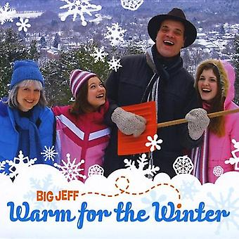 Big Jeff - Warm for the Winter [CD] USA import
