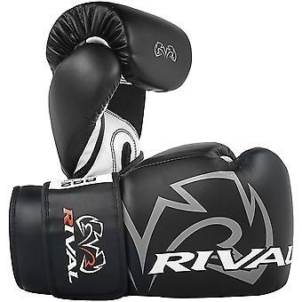 Rival Boxing RB2 2.0 Super Haken und Loop Bag Handschuhe - Schwarz
