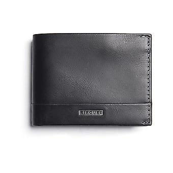 Rip Curl Horizons RFID All Day Leather Wallet in Black
