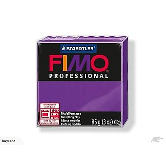 Fimo Professional Modelling Clay, Mauve, 85 g