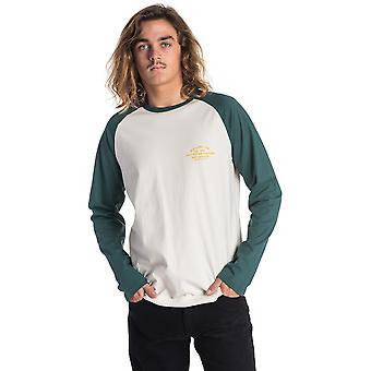 Rip Curl surf Supply co langærmet T-shirt i skov grøn