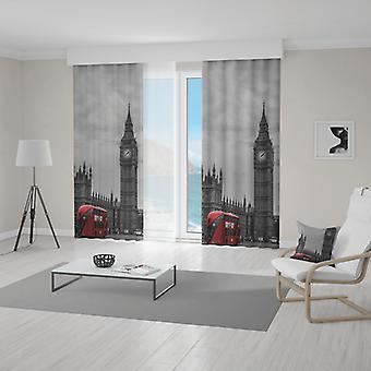 Meesoz Curtain - Big Ben