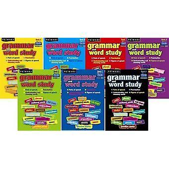 Primär grammatik och Ordstudie BK. F delar av tal skiljetecken förstå och välja ord tal siffror av R I C-publikationer