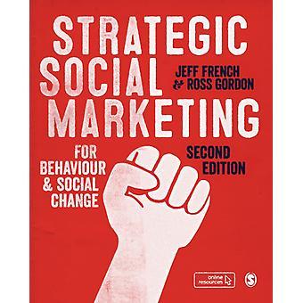 Strategisk social marknadsföring av Jeff FrenchRoss Gordon