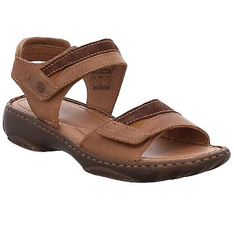 Sandálias de couro das mulheres Josef Seibel Debra 19