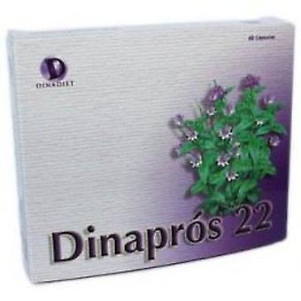 Dinadiet Dinapros 22 60cap.