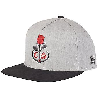 Cayler & sons Snapback Cap - grey ROSE KEEPER