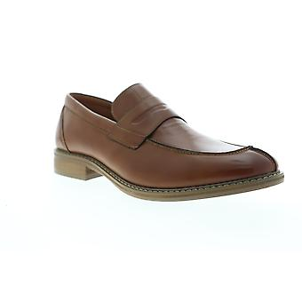 Unlisted by Kenneth Cole Kinley Slip On  Mens Brown Penny Loafers Shoes