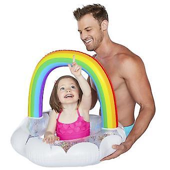 Bigmouth lil' rainbow float