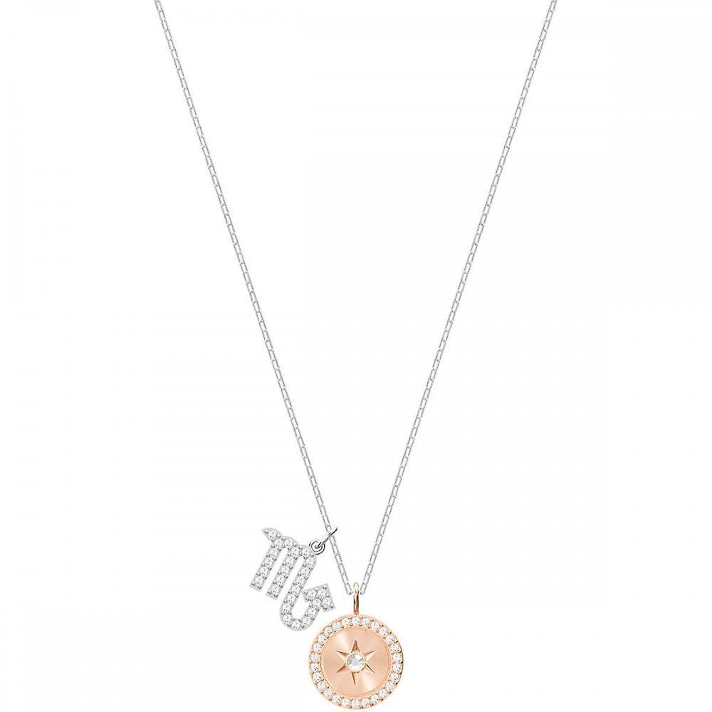 Swarovski Zodiac Rose Gold Tone Plated Met Teal Crystal Scorpio Hanger 5349222