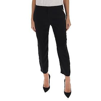 Chloé Chc20spa93137001 Women's Black Cotton Pants