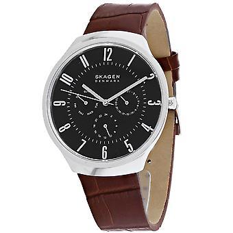 Skagen Men's Grenen Black Uhr - SKW6536