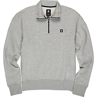 Element Men's Børstet Fleece sweater ~ 92Spor grå lyng