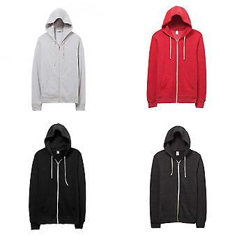 Vestuário alternativo Mens hoodie eco-Fleece