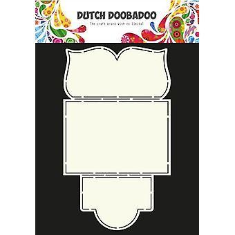 الهولندية Doobadoo الهولندية بطاقة الفن أضعاف زخرفة A4 470.713.621