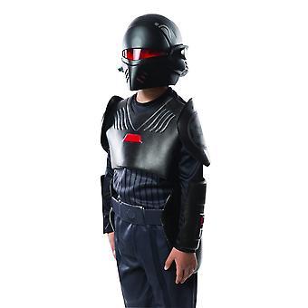 Star Wars Childrens/Kids Inquisitor Mask/Helmet