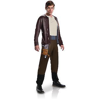 Déguisement Poe Dameron Star Wars VIII adulte