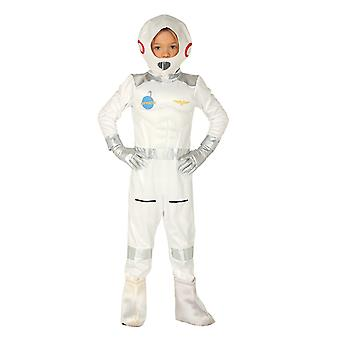 Kind kosmonaut vermomming