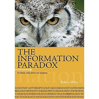Il paradosso dell'informazione di Wiles & Robert Booth