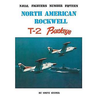 North American Rockwell T2 Buckeye by Ginter & Steve
